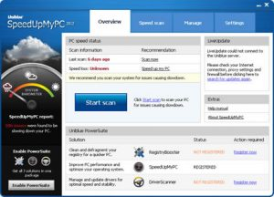 Uniblue SpeedUpMyPC 2020 Crack + Serial Key Download
