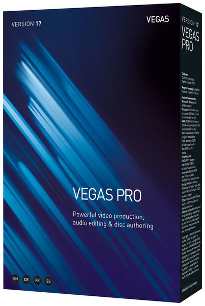Sony Vegas Pro 17.0 Torrent With Licence Key + Crack Free