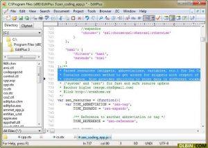 EditPlus 5.3 Build 2542 Crack + Serial Key Free Download 2020