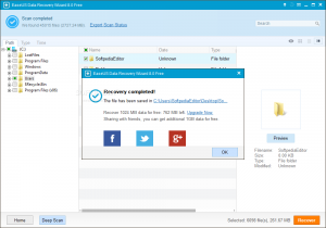 EASEUS Data Recovery Wizard 13.2 Crack With License Key 2020