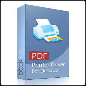 Black Ice PDF Printer Driver Crack + Keygen Free Download