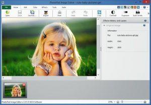 PhotoPad Image Editor 6.13 Crack + Registration Key Free Download