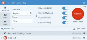Snagit 2020 Crack 1.0 With License Key Free Download