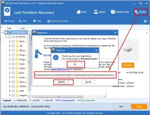 MiniTool Power Data Recovery 8.6 Crack With Keygen Free Download