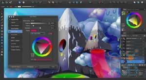 Serif Affinity Designer 1.8.1.604 Crack With Keygen 2020 Download