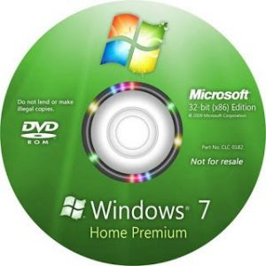 Windows 7 Home Basic Crack With Serial Key Free Download