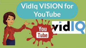 VidIQ Vision For YouTube Crack + Serial Keygen Free Download