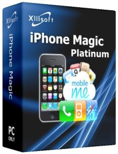 Xilisoft iPhone Magic Platinum  Crack 5.7.30 Torrent With Product Key