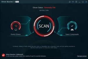 IObit Driver Booster Pro Crack With Serial Key Free Download