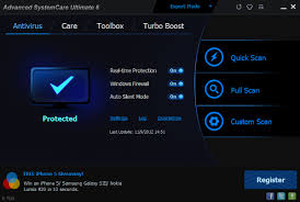 Advanced SystemCare Crack + License Code Full Version Free Download