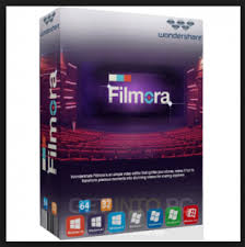 Wondershare Filmora Crack + License Key Full Version Free Download