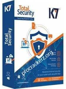 K7 Total Security 16 With Activation Code Free Download