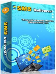 SMS Deliverer Standard With Crack+Full Version Free Download