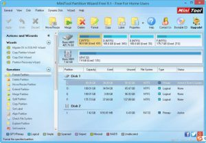 MiniTool Partition Wizard 12.0 Crack With Serial Key Free Download