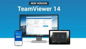 TeamViewer 15.5.3 Crack With Premium Crack With Serial Key Free Download