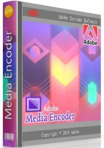 Adobe Media Encoder 2020 Crack + Serial Key Free Download