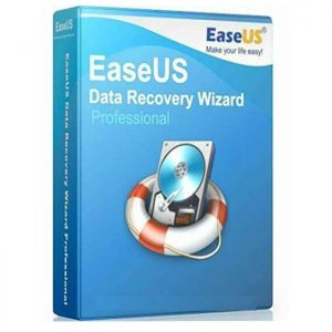 EASEUS Data Recovery Wizard 13.6 Crack Product Key Free Download