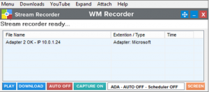 WM Recorder Crack With Product Key Free Download