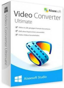 Aiseesoft Video Converter Crack With Serial Key Free Download