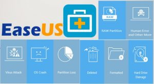 EASEUS Data Recovery Wizard Crack License Key Full Free Download