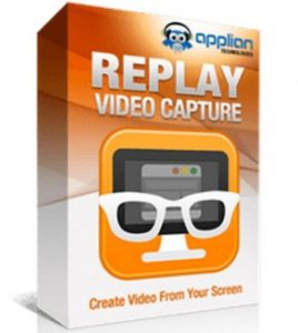 Applian Replay Video Capture 9.1.3 Crack With Serial Key Download