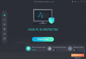 IObit Malware Fighter Pro 8.3.0.730 Crack License Key Free Download
