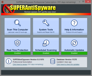 SUPERAntiSpyware Pro Crack 10.0.1232 + Keygen Download [Latest]