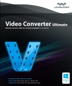 Wondershare Video Converter Crack 12.6.3.1 + Key Download [Latest]